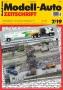 Modell-Auto Zeitschrift Heft Nr. 07/2019