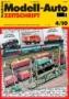 Modell-Auto Zeitschrift Heft Nr. 4/2010