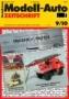 Modell-Auto Zeitschrift Heft Nr. 9/2010