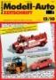 Modell-Auto Zeitschrift Heft Nr. 12/2010