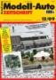 Modell-Auto Zeitschrift Heft Nr. 12/2009