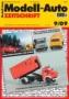 Modell-Auto Zeitschrift Heft Nr. 9/2009