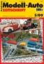 Modell-Auto Zeitschrift Heft Nr. 5/2009