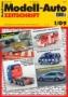 Modell-Auto Zeitschrift Heft Nr. 1/2009