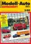 Modell-Auto Zeitschrift Heft Nr. 3/2005