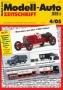 Modell-Auto Zeitschrift Heft Nr. 4/2005