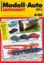 Modell-Auto Zeitschrift Heft Nr. 6/2005