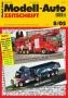 Modell-Auto Zeitschrift Heft Nr. 8/2005