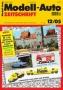 Modell-Auto Zeitschrift Heft Nr. 12/2005