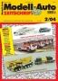 Modell-Auto Zeitschrift Heft Nr. 2/2004