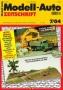 Modell-Auto Zeitschrift Heft Nr. 7/2004