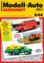 Modell-Auto Zeitschrift Heft Nr. 8/2004