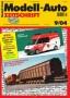 Modell-Auto Zeitschrift Heft Nr. 9/2004