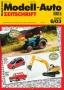 Modell-Auto Zeitschrift Heft Nr. 6/2003