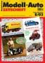 Modell-Auto Zeitschrift Heft Nr. 8/2003