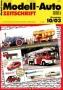 Modell-Auto Zeitschrift Heft Nr. 10/2003