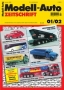 Modell-Auto Zeitschrift Heft Nr. 1/2002
