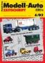 Modell-Auto Zeitschrift Heft Nr. 6/2002