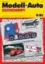 Modell-Auto Zeitschrift Heft Nr. 9/2001