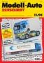 Modell-Auto Zeitschrift Heft Nr. 11/2001