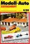 Modell-Auto Zeitschrift Heft Nr. 4/2000