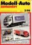 Modell-Auto Zeitschrift Heft Nr. 3/1998