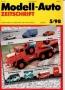 Modell-Auto Zeitschrift Heft Nr. 5/1998