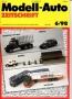 Modell-Auto Zeitschrift Heft Nr. 6/1998