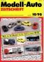 Modell-Auto Zeitschrift Heft Nr. 10/1998