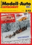 Modell-Auto Zeitschrift Heft Nr. 2/2013