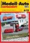 Modell-Auto Zeitschrift Heft Nr. 6/2013