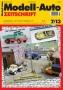 Modell-Auto Zeitschrift Heft Nr. 7/2013