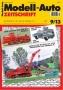 Modell-Auto Zeitschrift Heft Nr. 9/2013