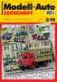 Modell-Auto Zeitschrift Heft Nr. 3/2014