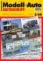 Modell-Auto Zeitschrift Heft Nr. 5/2014