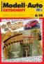 Modell-Auto Zeitschrift Heft Nr. 6/2014