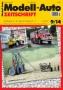 Modell-Auto Zeitschrift Heft Nr. 9/2014
