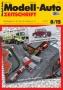 Modell-Auto Zeitschrift Heft Nr. 8/2015