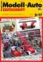 Modell-Auto Zeitschrift Heft Nr. 2/2017