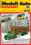 Modell-Auto Zeitschrift Heft Nr. 12/2017