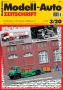 Modell-Auto Zeitschrift Heft Nr. 3/2020