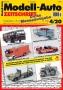 Modell-Auto Zeitschrift Heft Nr. 4/2020