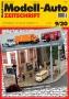 Modell-Auto Zeitschrift Heft Nr. 9/2020