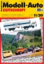 Modell-Auto Zeitschrift Heft Nr. 11/2020